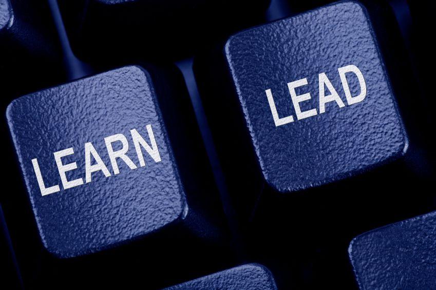 Tastatur - Learn or Lead
