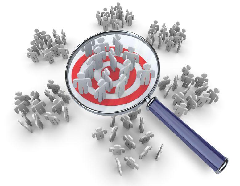 Suche nach den Menschen die Sie brauchen